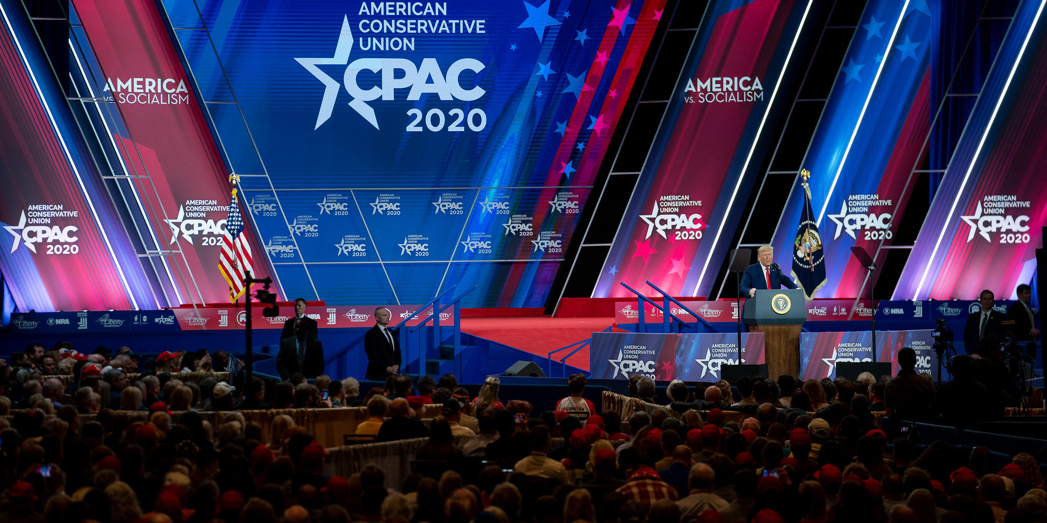 Meet me at CPAC 2021!